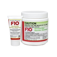 F10 Germicidal Barrier Ointment | Reptile Wound Treatment | Protect from Viruses, Bacteria & Infections | Reptile Wound Treatment