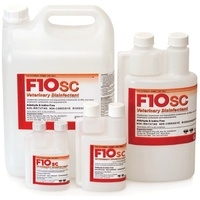 F10SC Veterinary Disinfectant | Highly Concentrate | Super Concentrate | Kills Viruses & Bacteria
