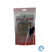 Pisces Freeze Dried Cricket Poultry Treats