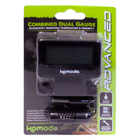Advanced Digital Thermometer & Hygrometer Combined Komodo