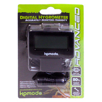 Advanced Digital Hygrometer Komodo