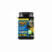 Exo Terra Turtle Food - Juvenile Floating Pellets
